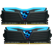Оперативная память GeIL Super Luce Blue Light 2x4GB DDR4 PC4-21300 [GLB48GB2666C15DC]