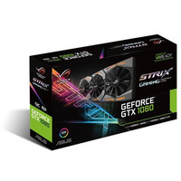 Видеокарта ASUS GeForce GTX 1080 8GB GDDR5X [ROG STRIX-GTX1080-O8G-GAMING]