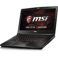 Ноутбук MSI GS43VR 6RE-019RU Phantom Pro 8 Гб
