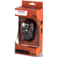 Мышь CrownMicro CMM-927W BROWN