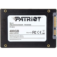 SSD Patriot Burst 480GB PBU480GS25SSDR